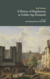 A History of Hegelianism in Golden Age Denmark